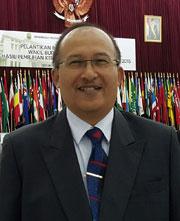 Dr. Ir. FERRY SOFWAN ARIF, M.Si.